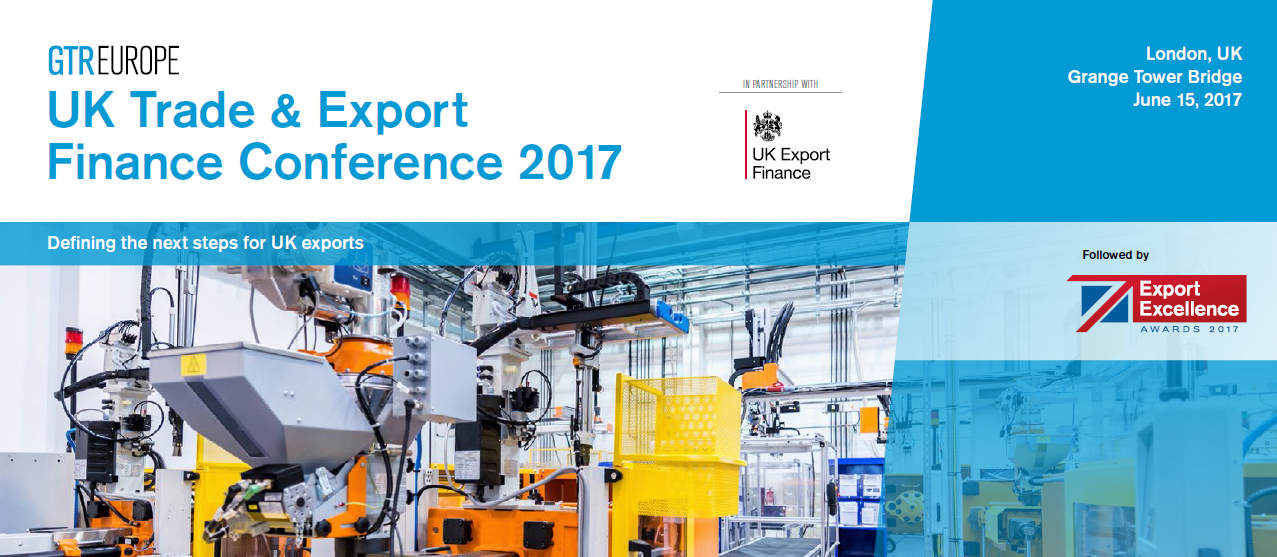 Adam Smith Associates At UK Trade & Export Finance Conference 2017